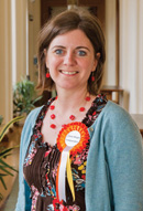 County Cllr Claire Wright